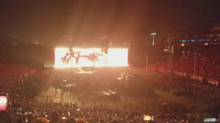 U2 The Joshua Tree Concert 2017 Rose Bowl