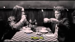 Sobre Café e Cigarros - Iggy Pop e Tom Waits