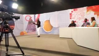 Gil Dilopa - Personal Trainer (Na Palanca Tv) Performance Kizomba 2016