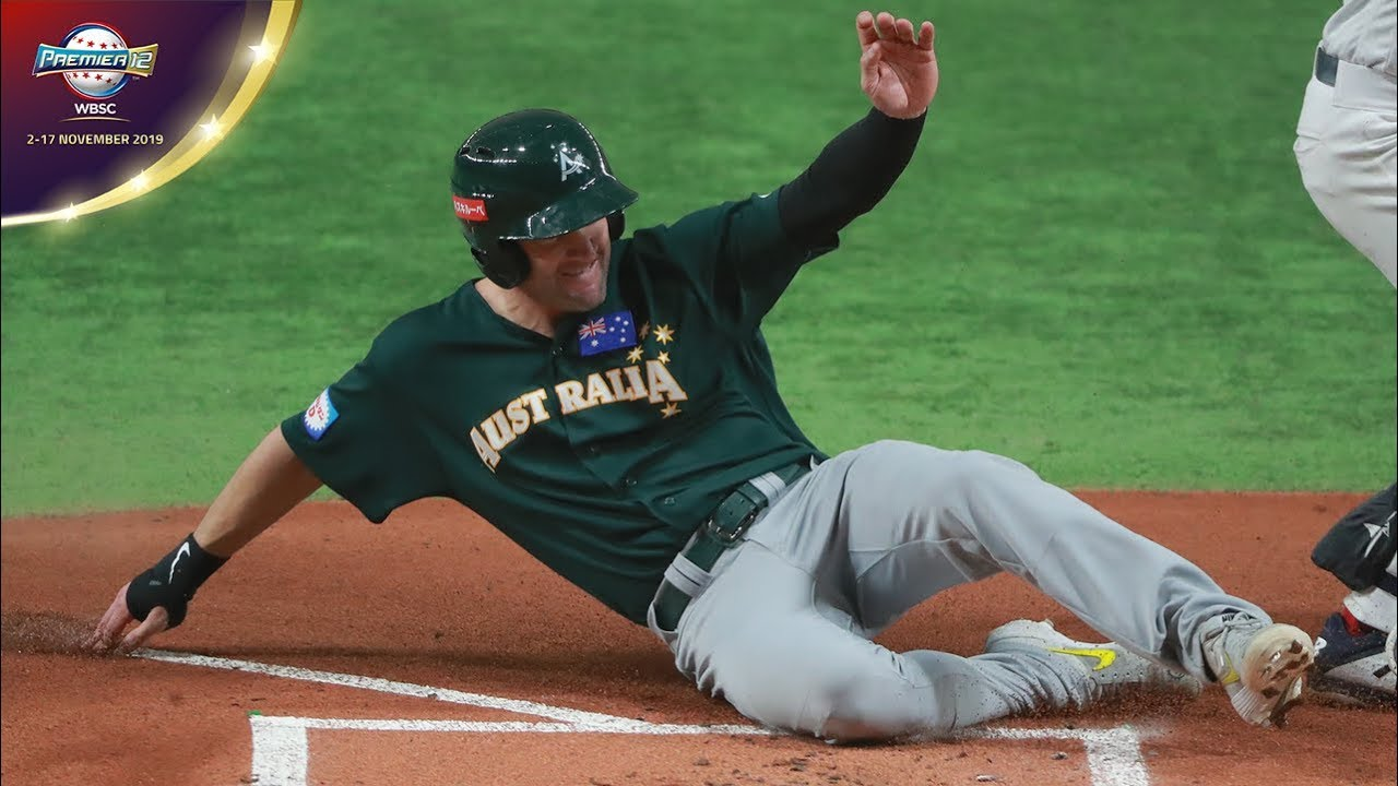 Highlights: Australia v USA - WBSC Premier12 2019