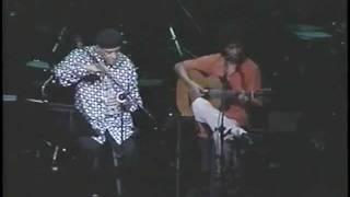 Djavan e Al Jarreau - Oceano - Heineken Concerts 97