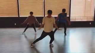 Edwin Honoret, Brandon Arreaga & Zion Kuwonu Dancing To Say It by Tori Lanez