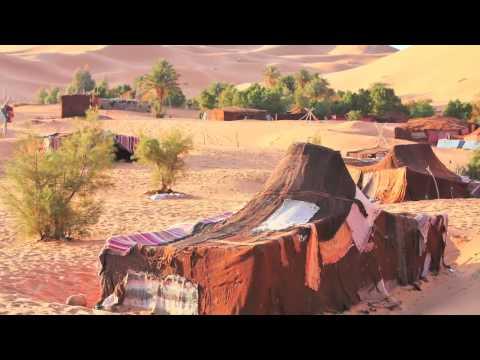 Morocco Travel Information : Sahara and Desert