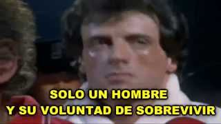 SURVIVOR - EYE OF THE TIGER SUBTITULADO ESPAÑOL OJO DEL TIGRE ROCKY