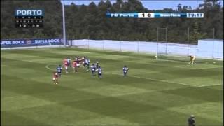 FC Porto 1-1 Benfica (Juvenis) - Golo do Benfica