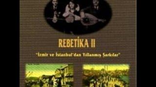 Rebetika II - Politikos Hasapikos (İstanbul Kasap Havası) [ Rebetika II © 1996 Kalan Müzik ]