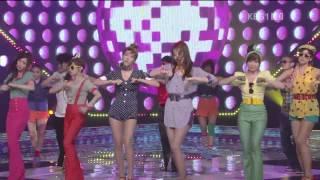T-ara - Roly Poly 110709 Live HD