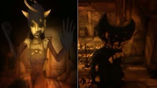 Capítulo 3 Jumpscares de Alice Angel e Bendy (Bendy And The Ink Machine)