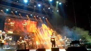 "Wrongonyou ""The Lake"" Live for Syria @Vulci #EveryChildIsMyChild"