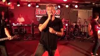 Holograf - Cât de departe   LIVE în Garajul Europa FM