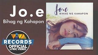 Jo.e — Bihag Ng Kahapon [Official Lyric Video]