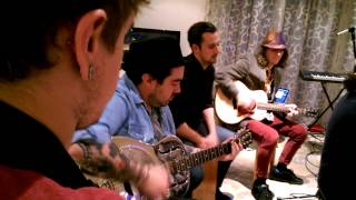 Old Father Time [Acoustic] (Live) - Creepin' Six