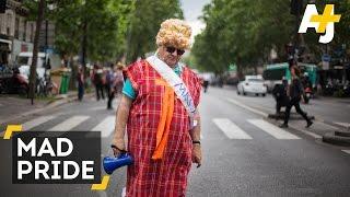 Mad Pride In Paris