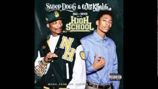 French Inhale Feat. Mike Posner - Wiz Khalifa & Snoop Dogg (Mac And Devin Go To Highschool)
