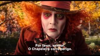 Alice Através do Espelho - Trailer (LEG)