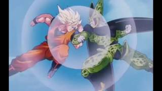 Goku VS Cell - The good part