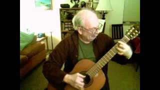 """Na Paz do Amor"" - Luiz Bonfa (played by Bill Dee)"