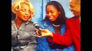 Let's Talk Good Music - Mary J Blige