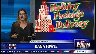 I-Team: Holiday Shipping Options