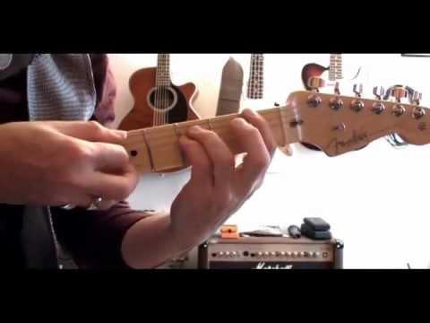 Comment jouer Smells like teen spirit de Nirvana à la guitare