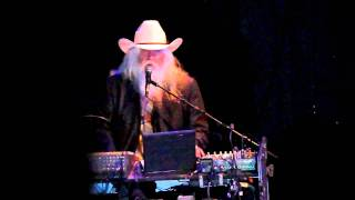Leon Russell - Lady Blue - 9/1/11 HD