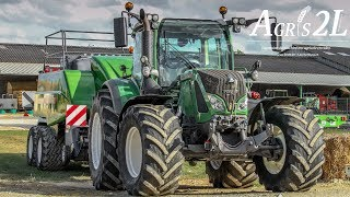 100% Fendt WHITE POWER | Paille 2017 in France