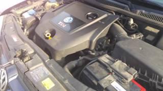Golf 4 - AJM 115 CP Engine sound