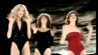 Arlene Phillips Hot Gossip - Supernature [Version 2] - The Kenny Everett Video Show TX: 14/08/1978