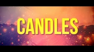 Morgan Page & Steve James - Candles [Lyric Video] (Proximity Release)