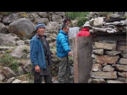 Heavenly Himalayas – Trekking in Langtang Valley and Gosainkund Lakes – March 2012