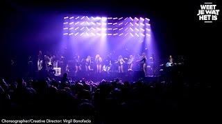 """Team Nielson's Sexy Als Ik Dans(break) tijdens Nielson's """"Weet Je Wat Het Is"""" concert"""