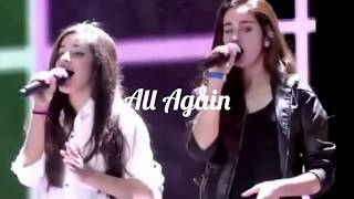 All Again - fifth harmony (camren edit)