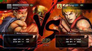 SFFIV - djsaana (Evil Ryu) Vs (Ken) Ruym [1080p]