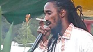 Niyorah Live, Globe All Warming, Reggae Rising 2009
