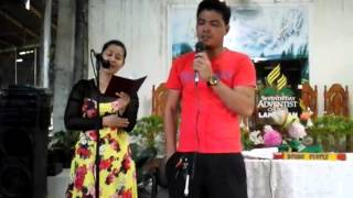 The Prayer (Cover by Jacky de Dios and Arnold Sagusay)
