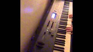 Yamaha Mox Sound Effect Bank Demo - 080  Monkey Bars