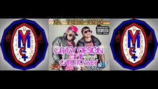 Crazy Design Ft. Carlito Way - El Teke Teke (Music)