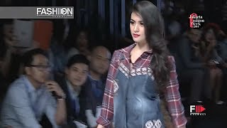 ARIEL LUNA Jakarta Fashion Week 2014 - Fashion Channel