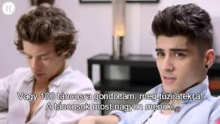 One Direction - Best song ever - A klipp eleje és vége magyar felirattal (720p)