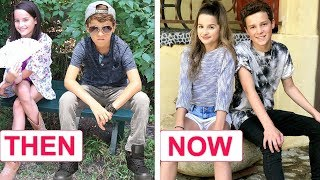 Your Favorite Musers ➡ Annie LeBlanc AND Hayden Summerall - Then & Now