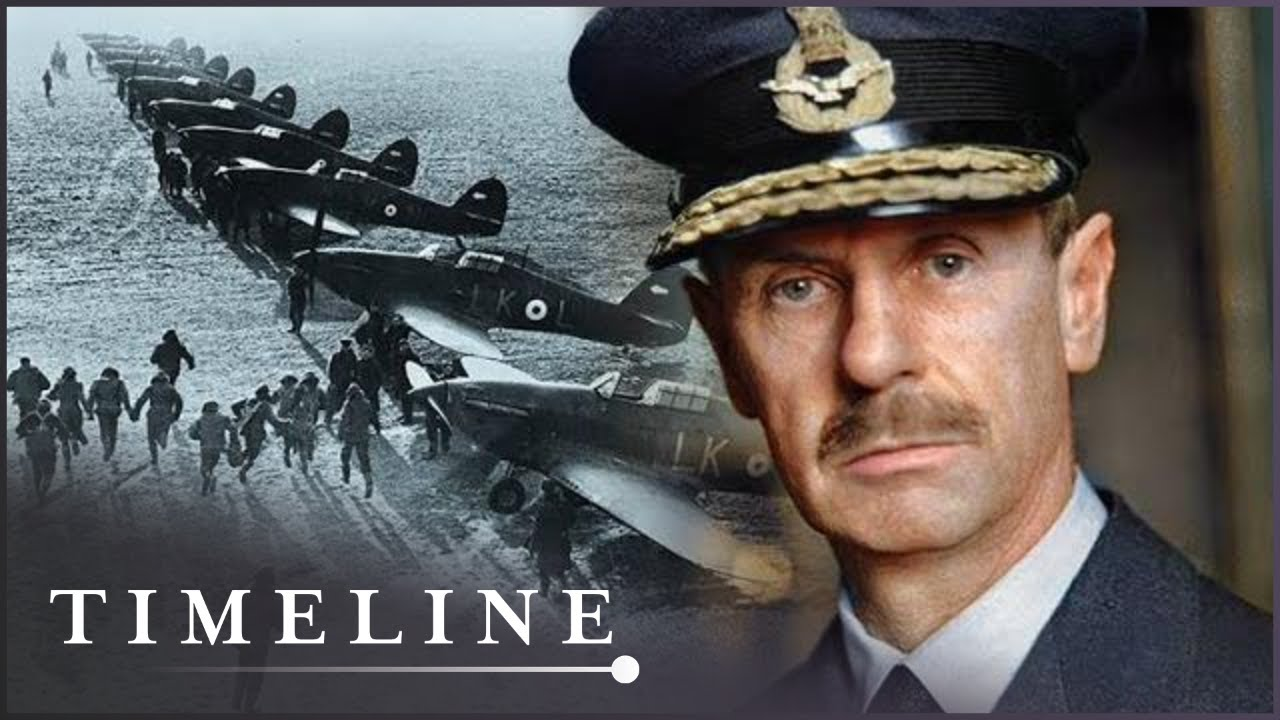 Hugh Dowding : The Saviour Of The Battle of Britain (WW2 Documentary)