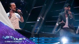 "Héber Marques e Ivo - ""Peito"" | Final | Just Duet - O Dueto Perfeito"
