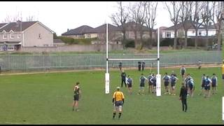 Boyne U18 V Navan Premier League Final 2017