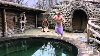 Russian Banya Culture: Wood, Fire and Beatings