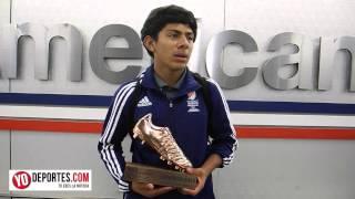 Baltazar Duran ganador del Sueño MLS 2015 llega a Chicago