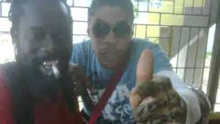 Vybz Kartel & Blacka Kartel Endorsing 'Di Official Colouring Book Dance' June 25th 'Gaza Fi Life'