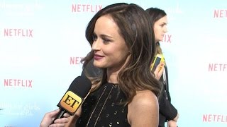 EXCLUSIVE: 'Gilmore Girls' Star Alexis Bledel Spills Last 4 Words and How Rory's Life Will Change!
