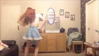 Ponponpon nightcore dance cover