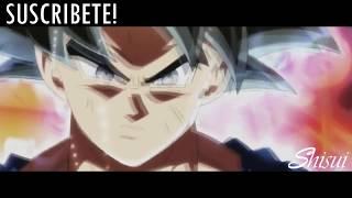 Rap de Goku Limit Breaker EN ESPAÑOL Dragon Ball Super   Shisui  D