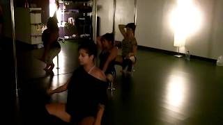 """""""Tshirt and panties"""" by Adina Howard-Sexy Silhouettes-choreo by Danyelle Solana"""